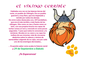 El Vikingo terrible