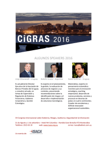 speakers cigras 2016