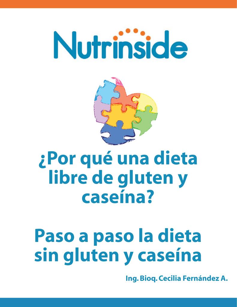 Dieta libre de gluten y caseina para autistas