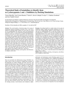 Theoretical Study of Isoindolines to Identify them as