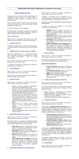 Instructivo - Leyes.com.py
