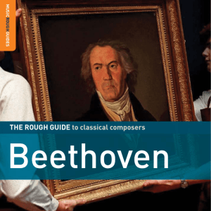 Beethoven - World Music Network