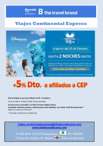 Viajes Continental Express Travel