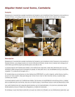 Folleto PDF - Wonderrentals