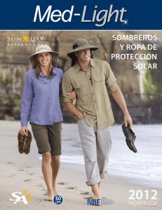 sombreros y ropa de proteccion solar dca9a43c957