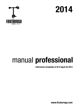 manual professional