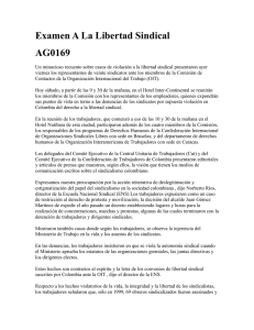 AG0169_Examen A La Libertad Sindical 12 Feb 2000