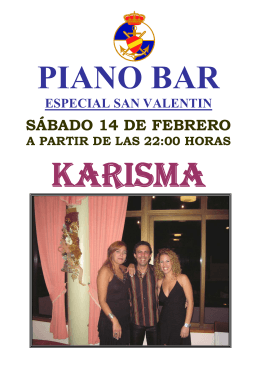piano bar - Real Club Náutico de Tenerife