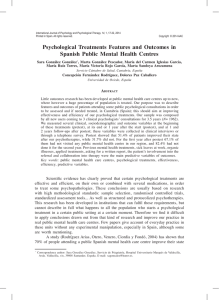 English  - International Journal of Psychology and