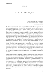 el color caqui - New Left Review