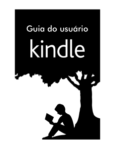 Manual do Usuário do Kindle