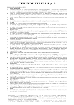 carta Intestata cerindustries