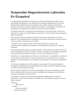 CMR0193_Suspenden Negociaciones Laborales En Eco 27 Mar