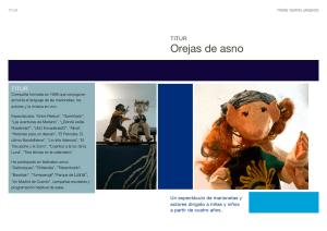 Orejas de asno - WordPress.com