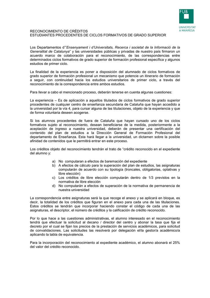 Criteris Per Lliurar Als Alumnes Cfgs 3