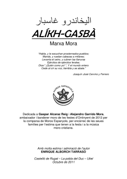 alíkh-gasbà - WordPress.com