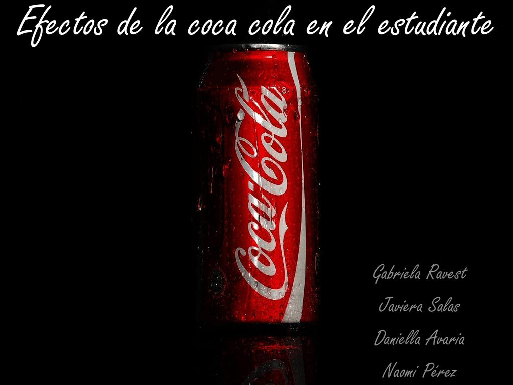 eliminando la coca cola dietetica