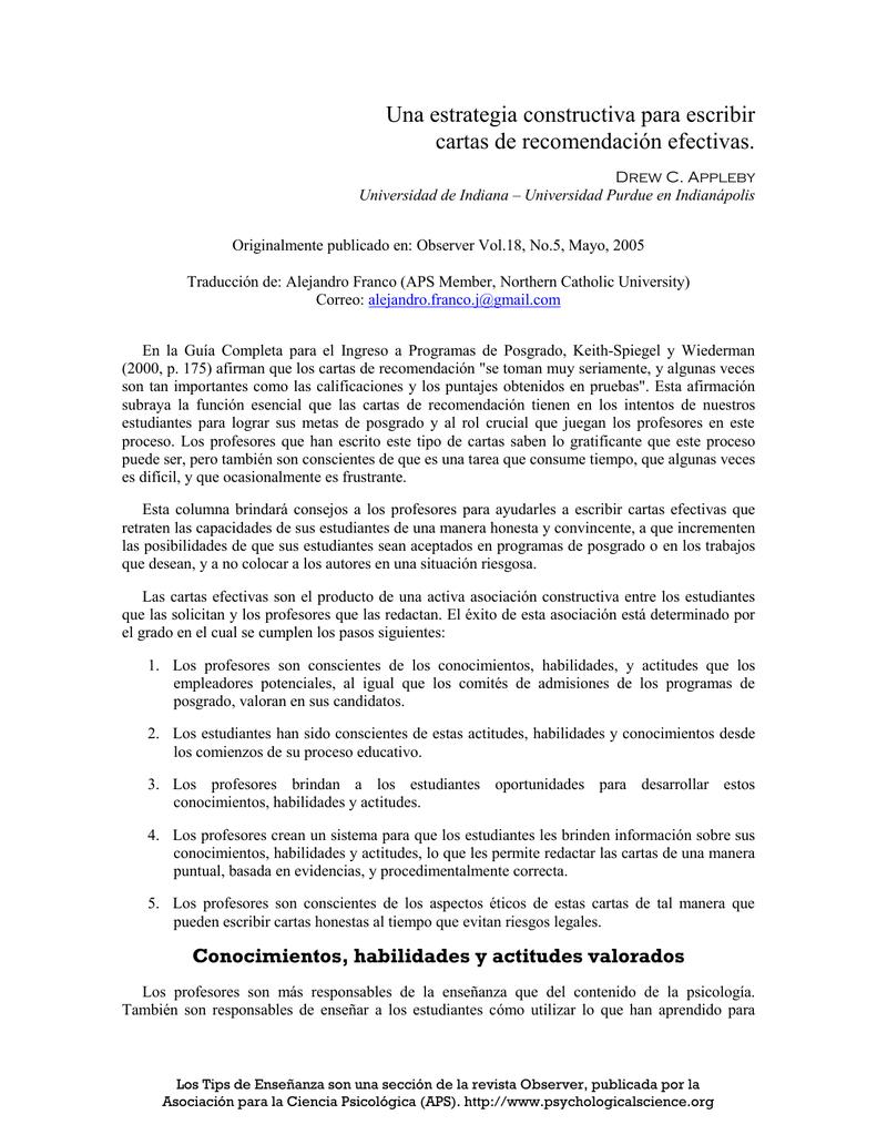 Carta De Recomendacion Laboral Para Un Ingeniero Civil Carta de ...
