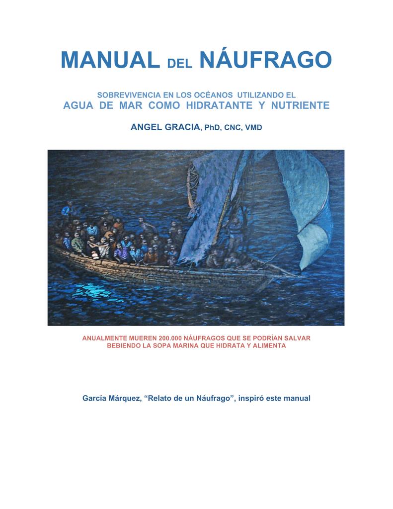 manual del náufrago