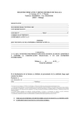 Dep sito de cuentas anuales registro mercantil de mallorca for Registro de bienes muebles central