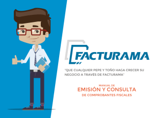 Manual de Emisión / Consulta de Facturas