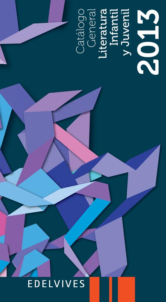 c84d528c7 Catálogo G eneral Literatura Infantil y Juvenil