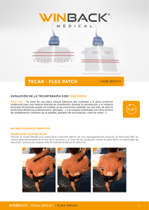 TEcar - FlEX paTcH