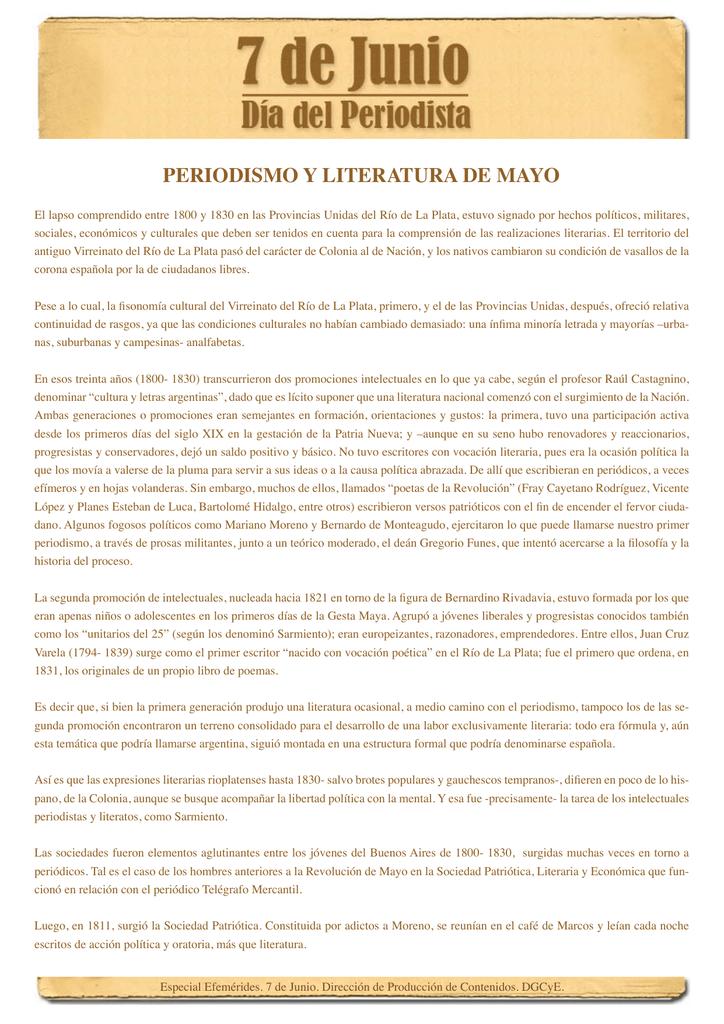Periodismo Servicios Abc