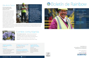 Boletín de Rainbow - Republic Services