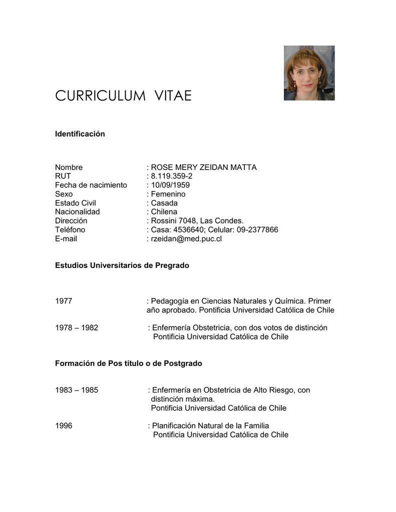 Asombroso Plantillas De Currículum Para Graduados De Enfermería ...