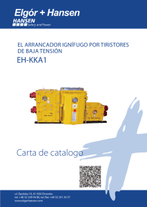 Carta de catalogo