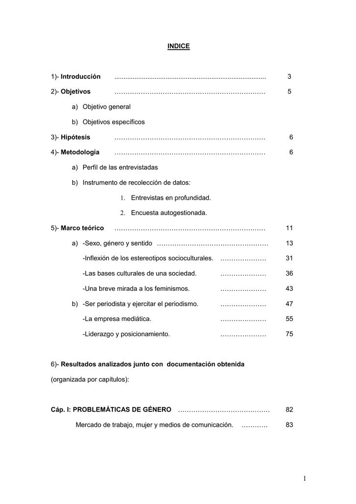 Labor periodística femenina y problemáticas de género d9ccfcd27d0f