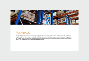 PUSH BACK - Correagua