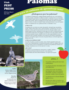 Palomas - Utah Pests - Utah State University