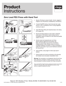 Product Instructions