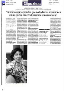 Revista de Prensa - Universidad Autónoma de Madrid