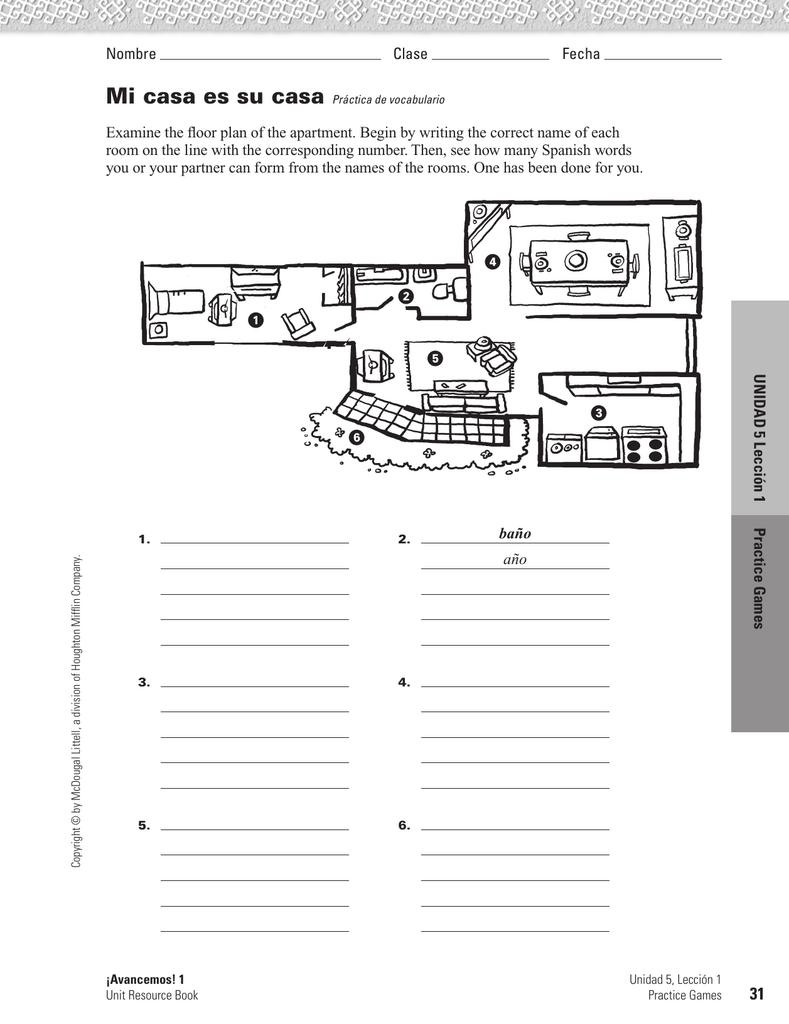 Beste huis inspiratie 2018 avancemos unit resource book answers avancemos unit resource book answers bekijk onze inspiraties en ideen voor uw interieur en exterieurontwerp we hebben de nieuwste ideen voor uw fandeluxe Gallery