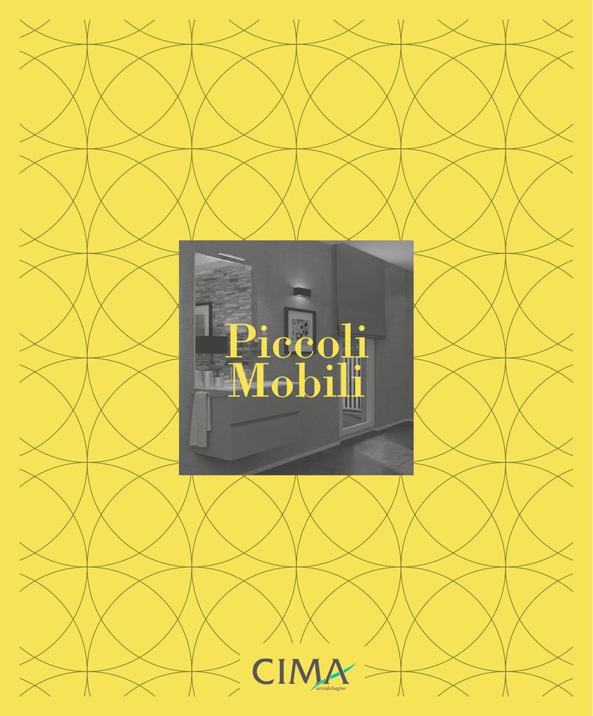 Piccoli Mobili - Cima Arredobagno
