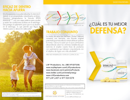 defensa? - LAF Productions