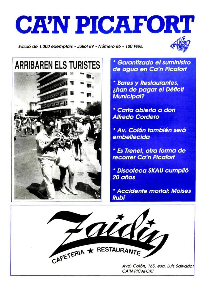 634839762709 ARRIBAREN ELS TURISTES - Biblioteca Digital de les Illes Balears