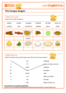 Print an activity for the story.