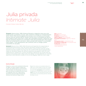 Julia privada Intimate Julia
