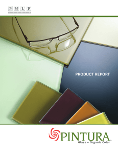 Pintura™ Product Report Complete