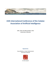 15th International Conference of the Catalan