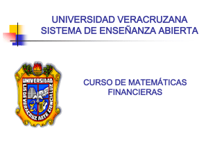 mat.financieras1 - Universidad Veracruzana