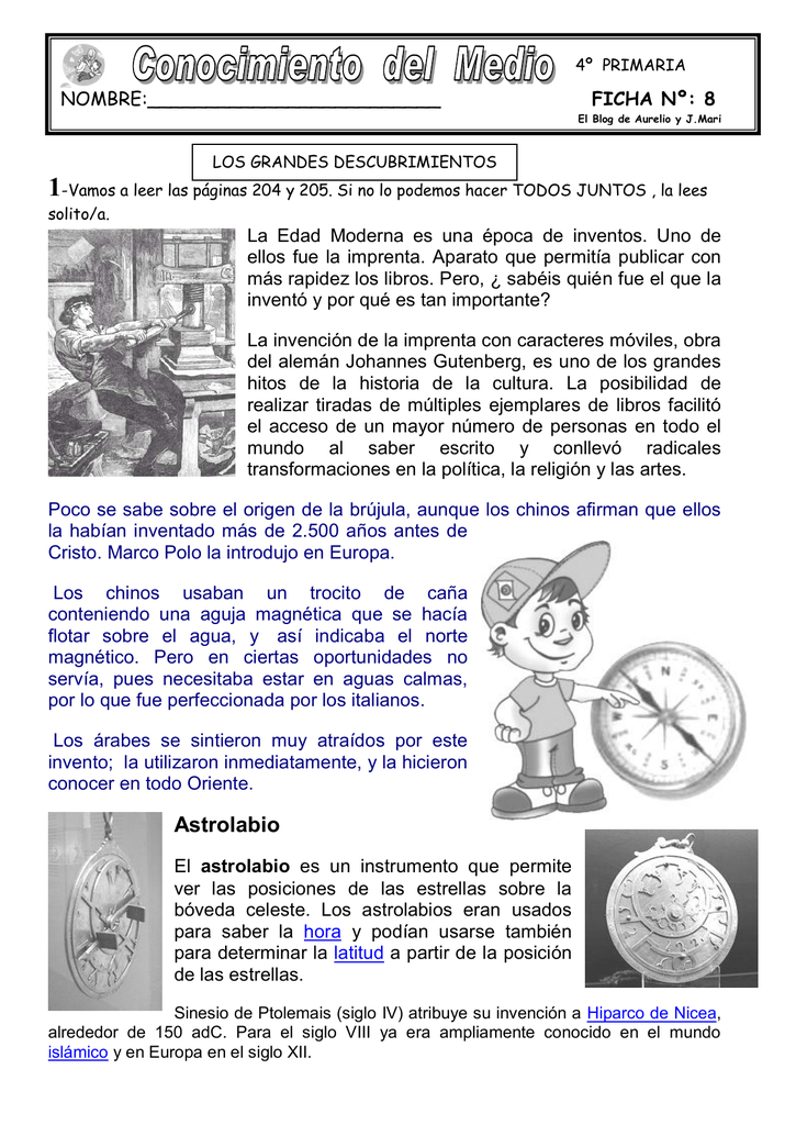 Astrolabio - El blog de Aurelio y José Mari