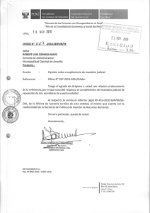 Informe Legal 416-2010-SERVIR-GG-OAJ