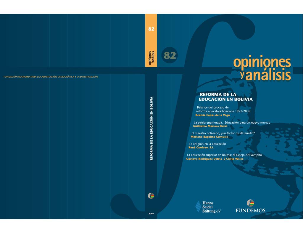 OPINION 74 - Hanns-Seidel