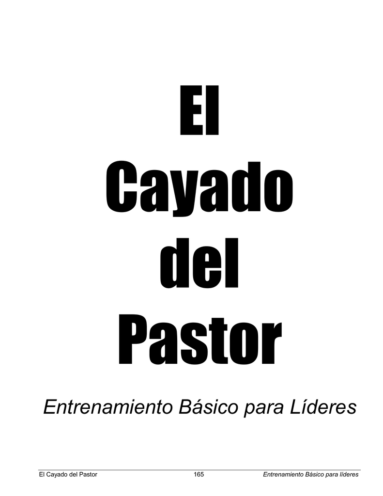 Cayado Del Pastor Radio Manantial De Luz