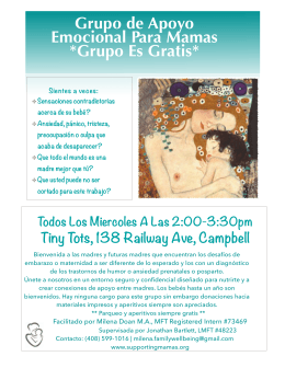 Spanish Support group flyer.pages - Postpartum Support International